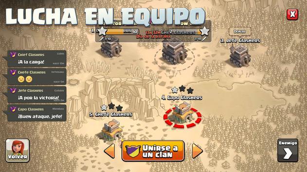Clash of Clans captura de pantalla 2