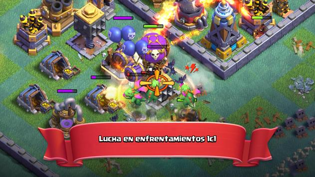Clash of Clans captura de pantalla 4