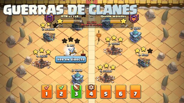 Clash of Clans captura de pantalla 5