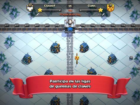 Clash of Clans captura de pantalla 7