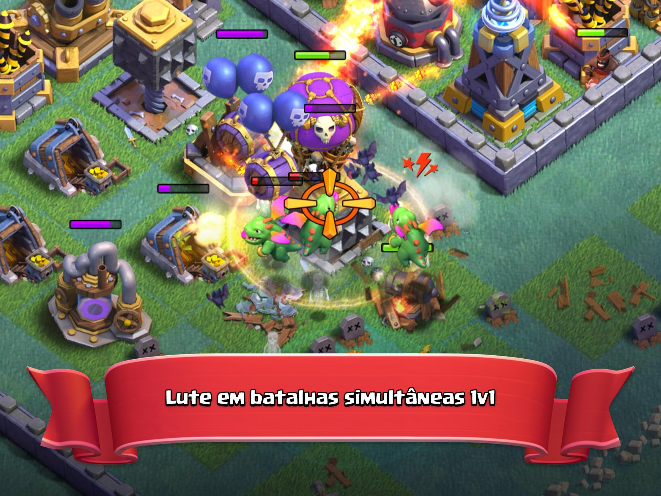 Clash Of Clans For Android Download World No 1 Epic Combat