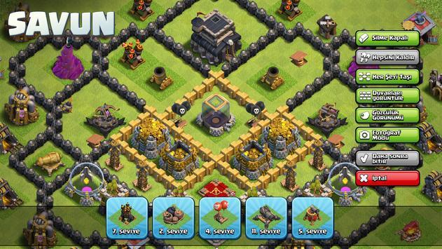 Clash of Clans Ekran Görüntüsü 15