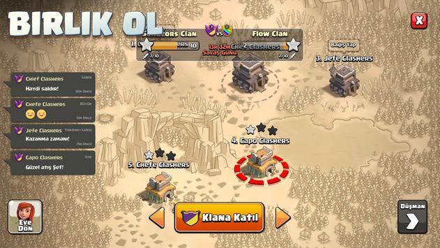 Clash of Clans Ekran Görüntüsü 16