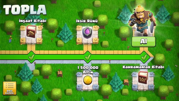 Clash of Clans Ekran Görüntüsü 13
