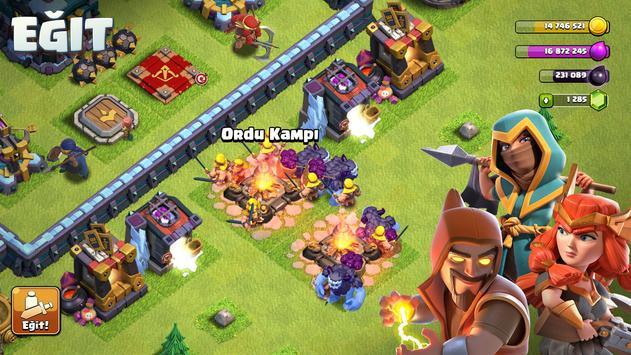 Clash of Clans Ekran Görüntüsü 4