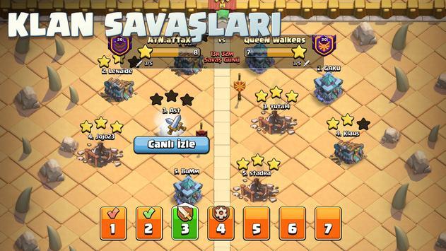 Clash of Clans Ekran Görüntüsü 5
