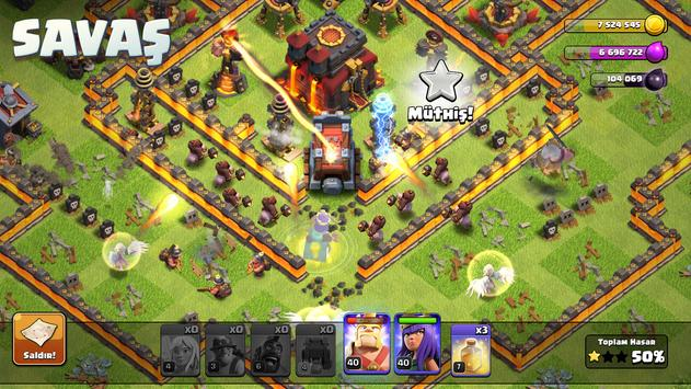 Clash of Clans Ekran Görüntüsü 7