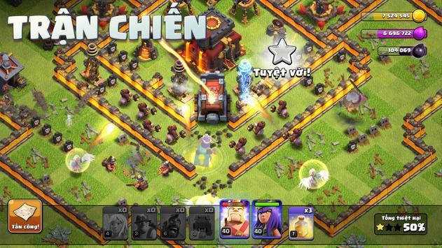 Clash of Clans bài đăng