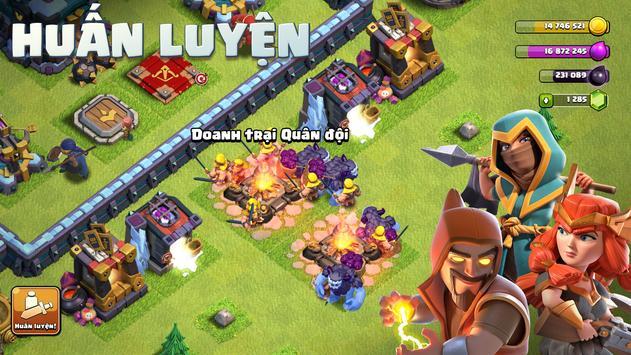 Clash of Clans ảnh chụp màn hình 18
