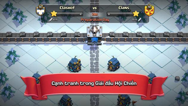 Clash of Clans ảnh chụp màn hình 1
