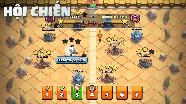 Clash of Clans ảnh chụp màn hình 5