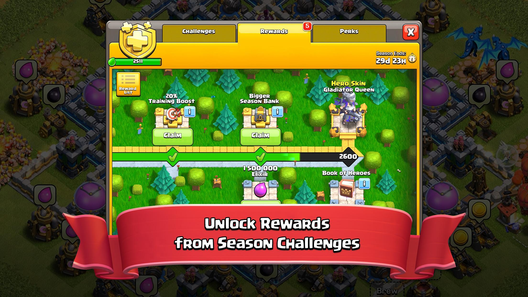 download mod clash of clans android