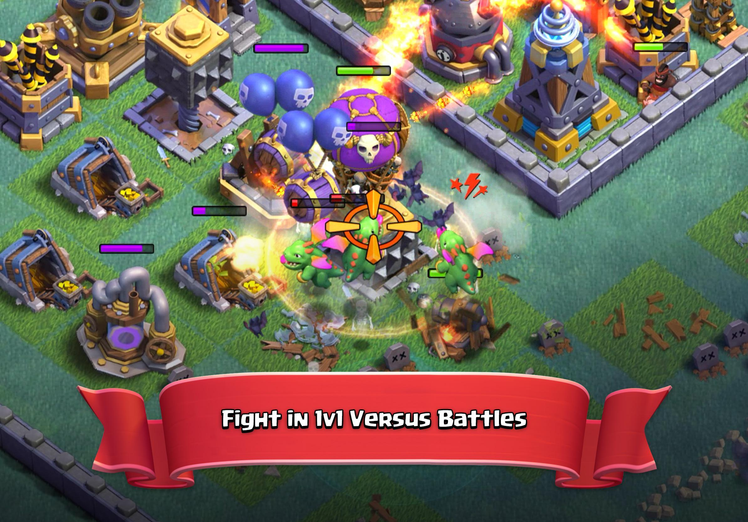 descargar clash of clans apk ultima version