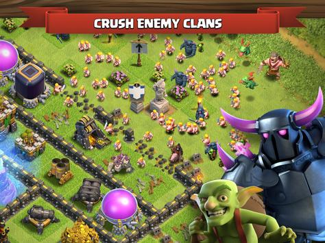 latest version of clash of clans for android