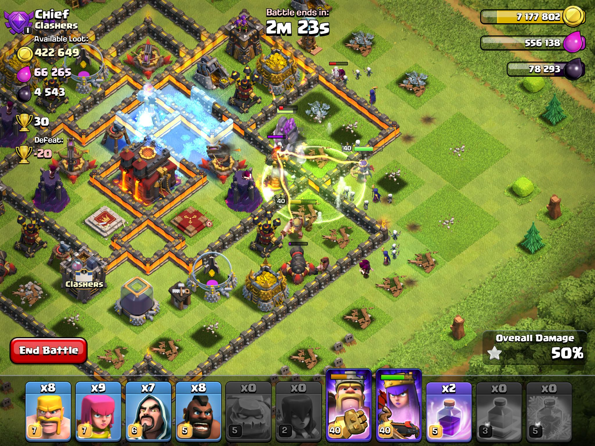 flame wall clash of clans free download