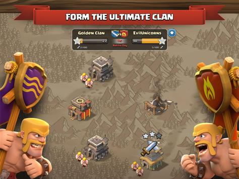 Clash of Clans captura de pantalla 10