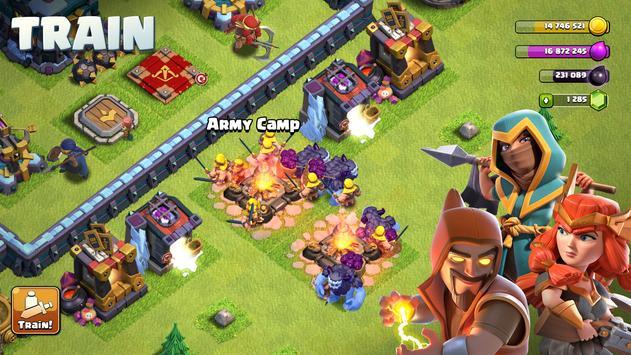 Clash of Clans تصوير الشاشة 18