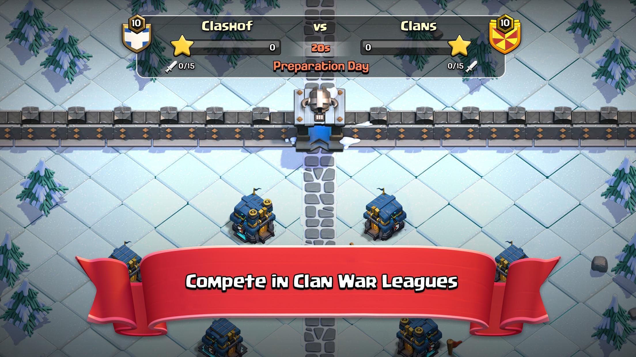 Clash of Clans  screenshot 11