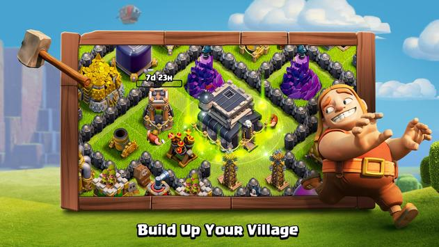 Clash of Clans captura de pantalla 3