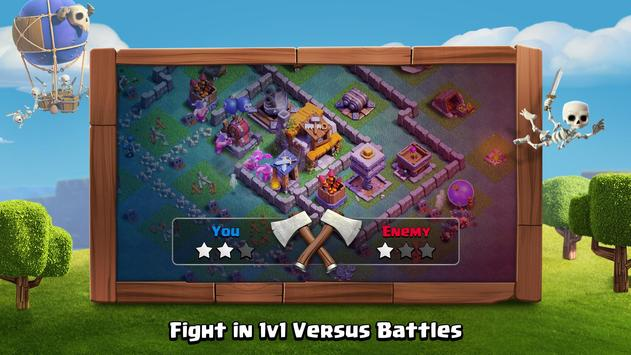 4 Schermata Clash of Clans
