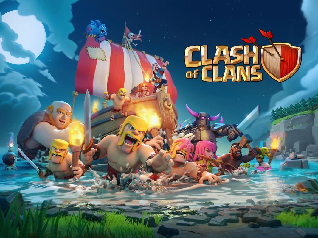 Play clash of clans offline | clash of clans land.