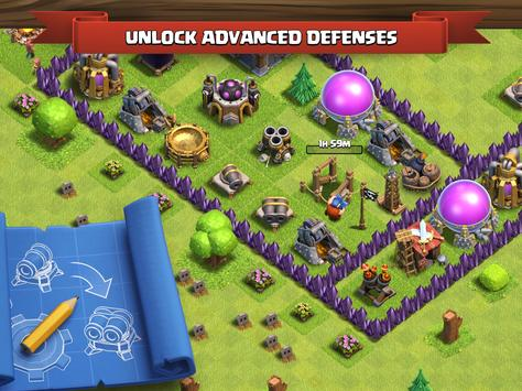 9 Schermata Clash of Clans
