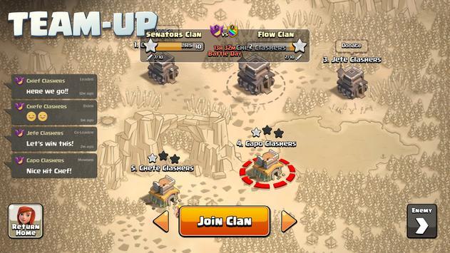 Clash of Clans تصوير الشاشة 16