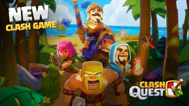 Clash Quest screenshot 17
