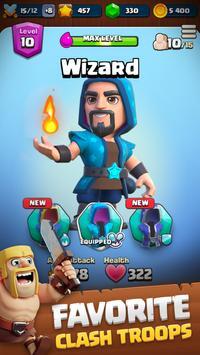Clash Quest screenshot 2