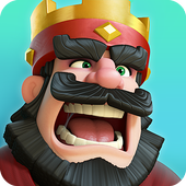 Install Game Strategy android Clash Royale terbaru