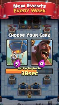 Clash Royale captura de pantalla 3