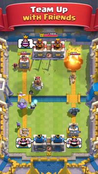 clash royale hacked apk android
