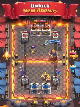 10 Schermata Clash Royale