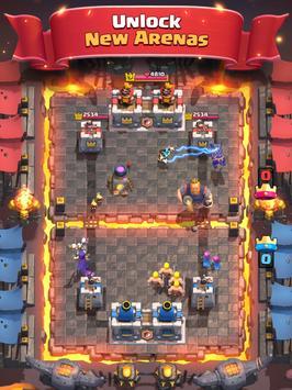 Clash Royale captura de pantalla 16