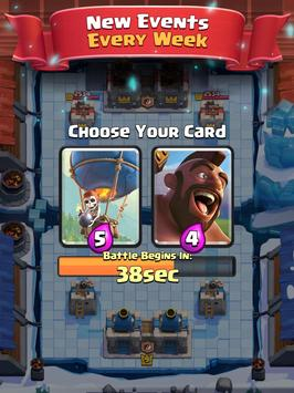 9 Schermata Clash Royale