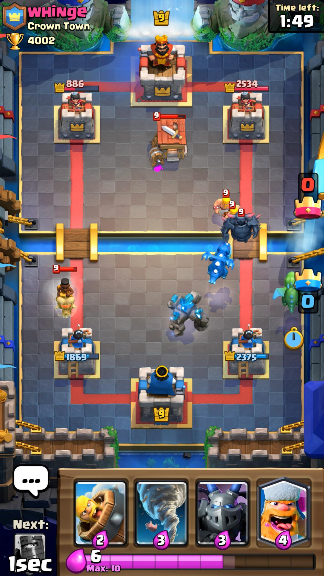 Clash Royale real time strategy card game from Supercell APK 3.2.1 ...