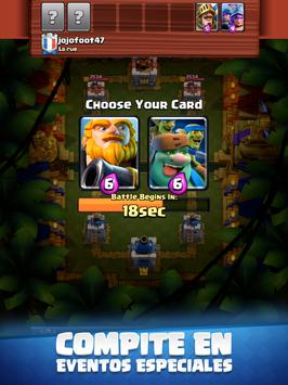 Clash Royale captura de pantalla 20