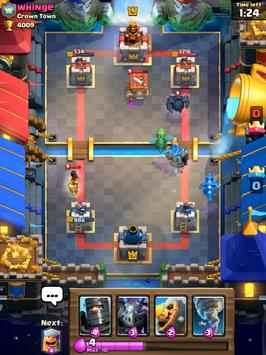 Clash Royale captura de pantalla 14