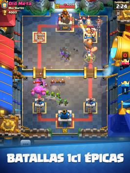 Clash Royale captura de pantalla 16