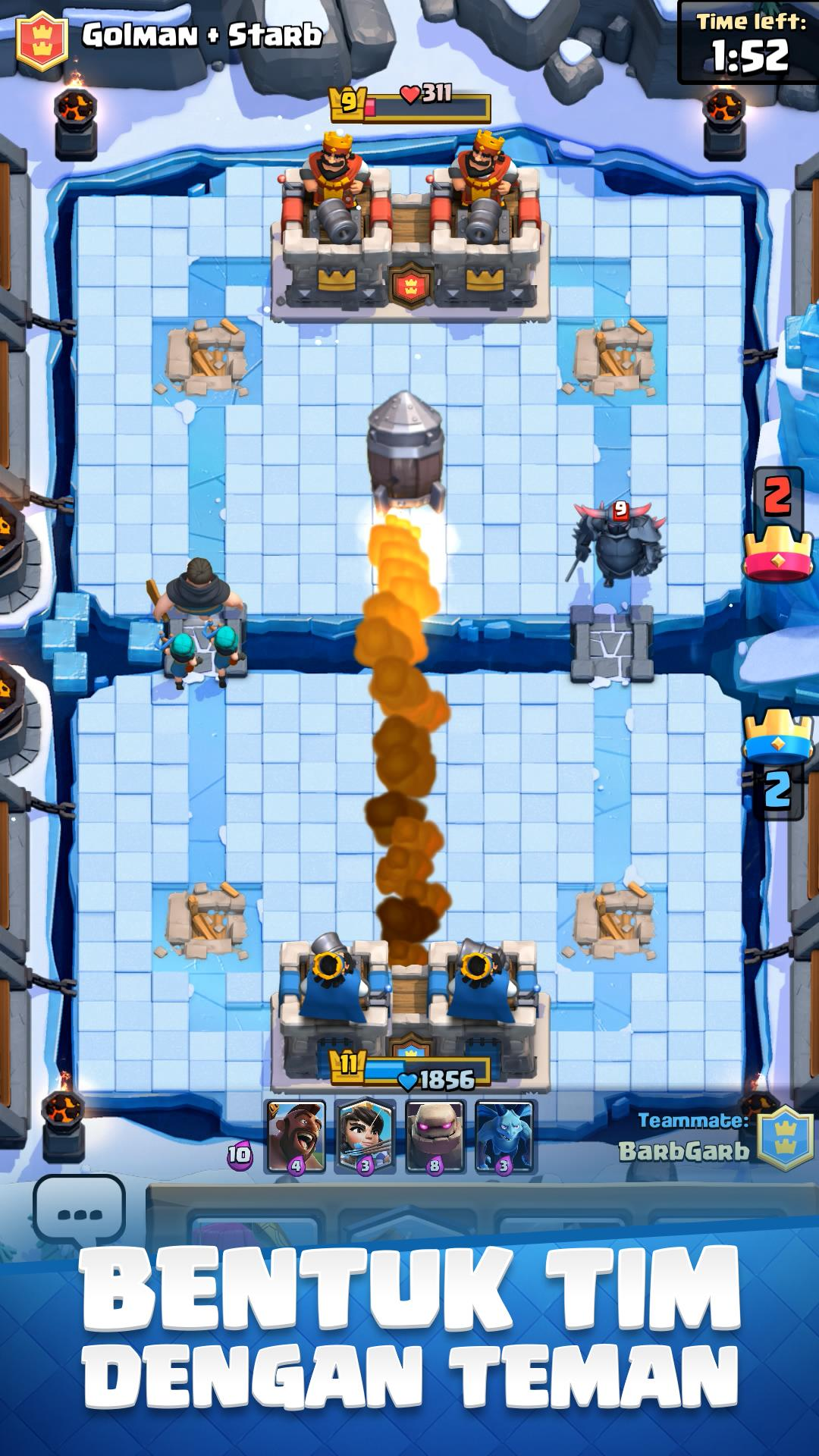 Clash Royale Real Time Strategy Card Game From Supercell Apk 3 4 2 Download And Update In Apkpure App