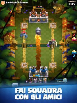 8 Schermata Clash Royale