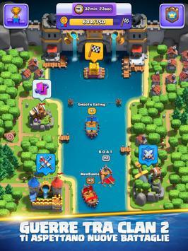 12 Schermata Clash Royale