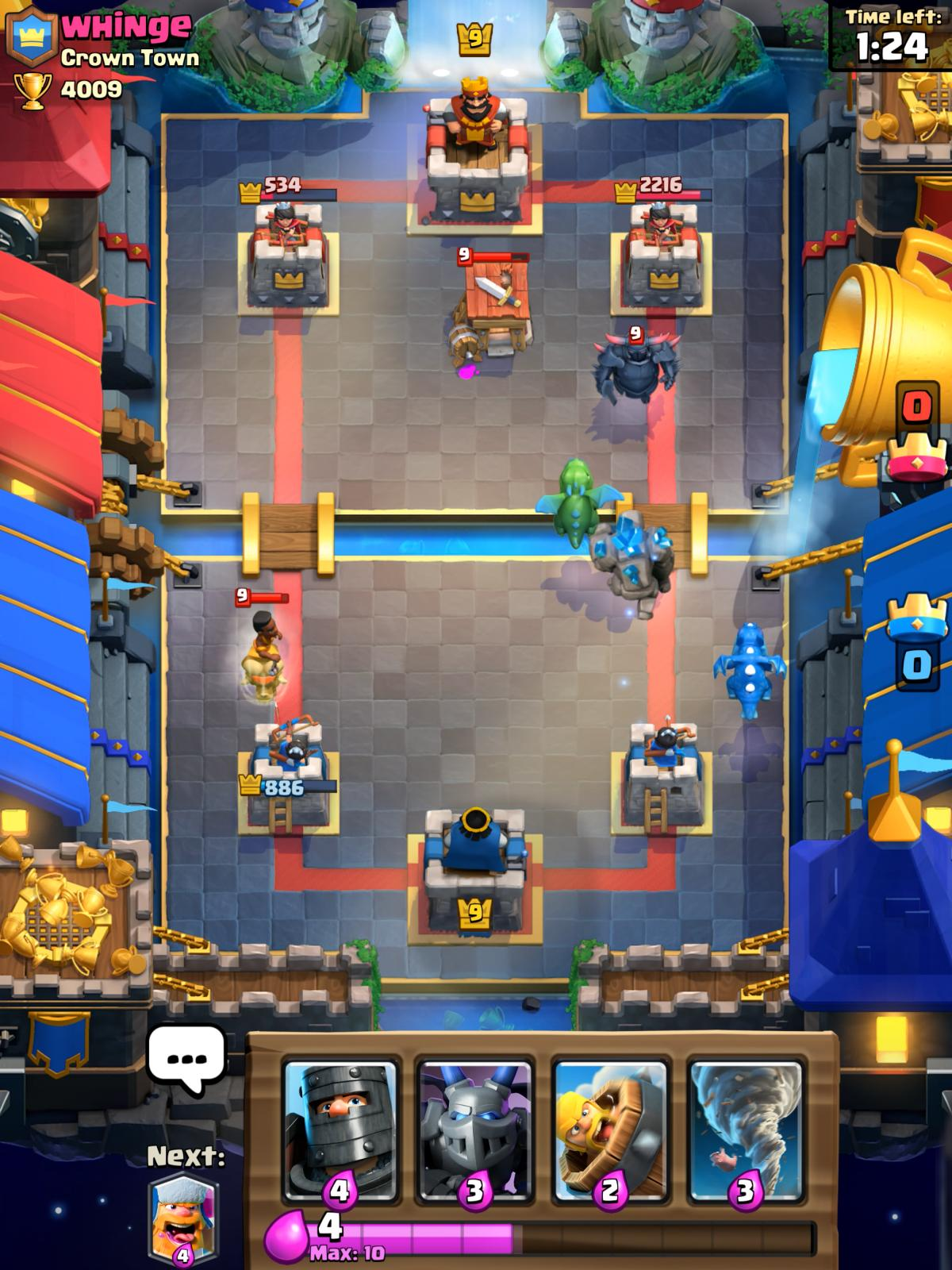 Clash Royale Real Time Strategy Card Game From Supercell Apk 3 2 4