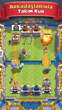 Clash Royale gönderen