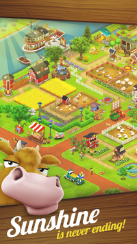 Hay Day poster