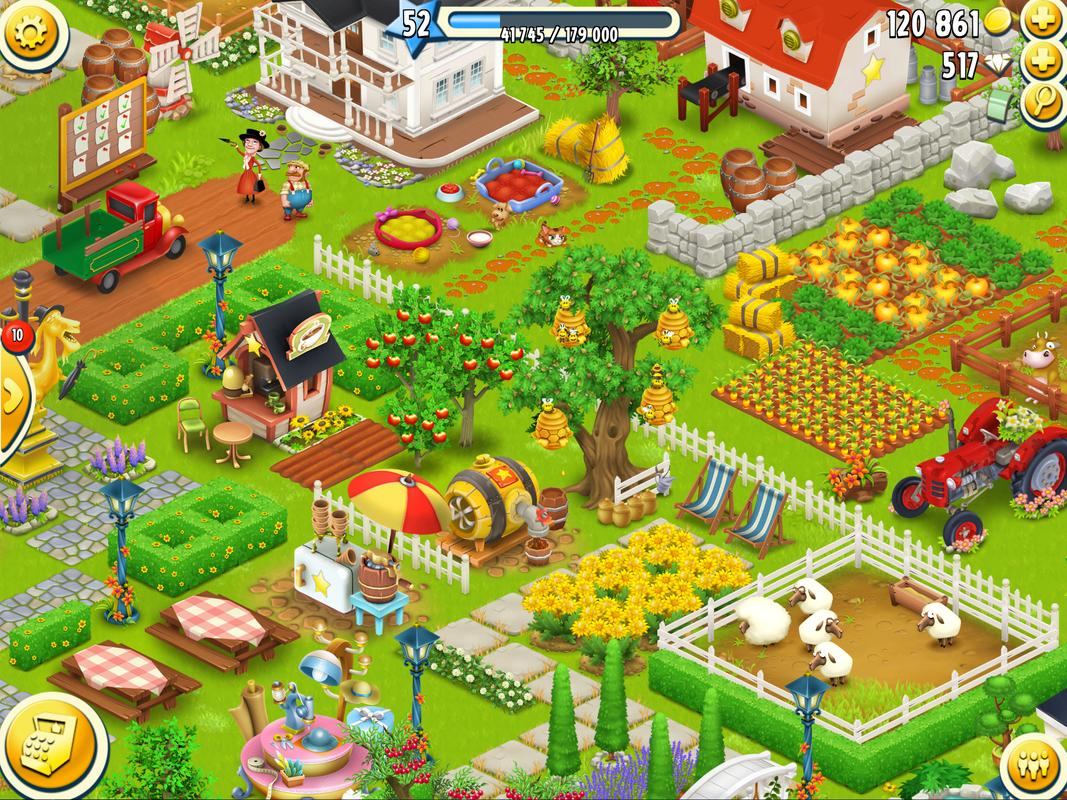 Hay day free download home.