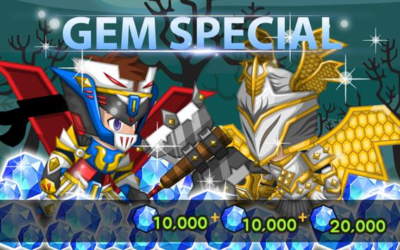 Cash Knight Gem Special screenshot 10