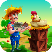USA Poultry Farming: Chicken and Duck Breeding icon