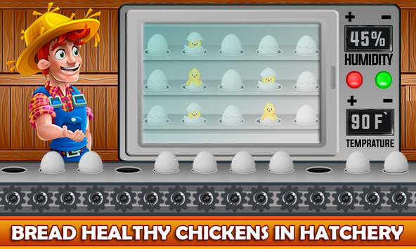USA Poultry Farming: Chicken and Duck Breeding screenshot 2