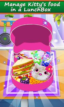 Hello Kitty Food Lunchbox Game: Cooking Fun Cafe screenshot 10